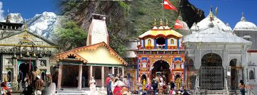 Char Dham Gangotri, Yamunotri, Kedarnath, Badrinath 10N/11D