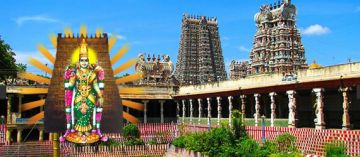 Tirupati Balaji with Kanyakumari and Madurai 6 nights/7 days