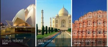 Ganga Yamuna Golden Triangle Tour