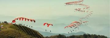 Bir Billing Holiday Package with Para Gliding