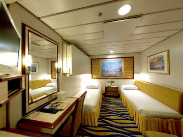 Cruise Mumbai Goa
