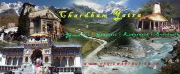 kedarnath and Badrinath Dham Yatra Ex. Haridwar
