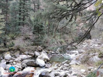 Trek To Grahan Village