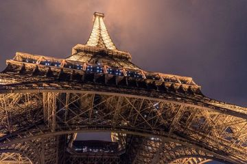 6 nights in Paris and London