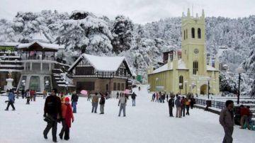 Shimla / Manali 4 Nights / 5 Days Tour Package
