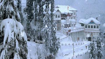 Shimal Manali Package