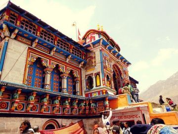 2 Nights Badrinath Package ex Haridwar