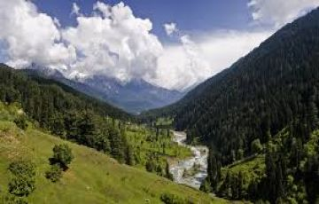 Beautiful Kashmir Rs.7999 Jolly Holidays