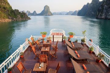 Vietnam with Halong Bay