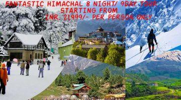 Fantastic Himachal Special Offer