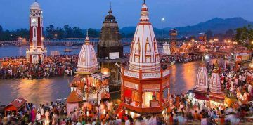 Uttarakhand - Divine Haridwar - Darshan Special
