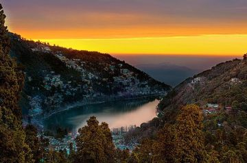 Nainital 3 NIghts  4 Days  Tour Ex. Delhi