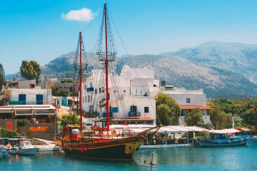 Greece 9 Days 3 star Package