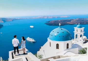 Greece 6 Night 7 Days 3 Star Package