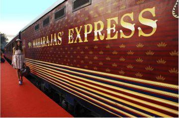 Luxury Train - Maharaja Express - Treasures of India