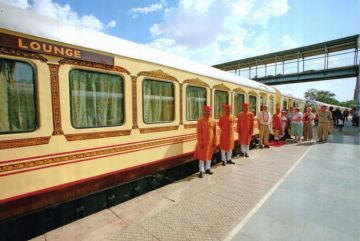 Luxury Train - Palace on Wheels