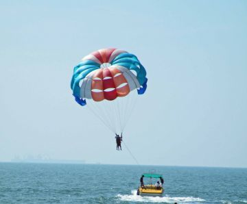 Scuba Diving in Mlavan and Watersports in Malvan Combo by Pace Tour Packages