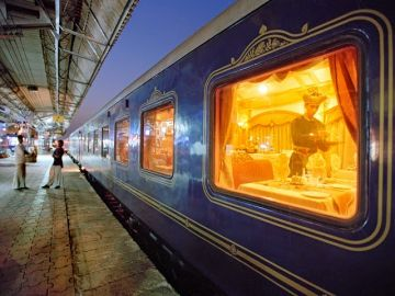 Luxury Train - Deccan Odyssey - Indian Sojourn
