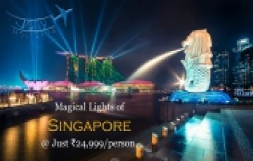 Best Singapore Tour Packages @ Just 23,999  from Chennai Jolly Holidays