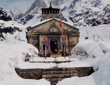 Special package for Kedarnath