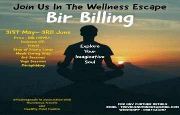 wellness escape in himachal