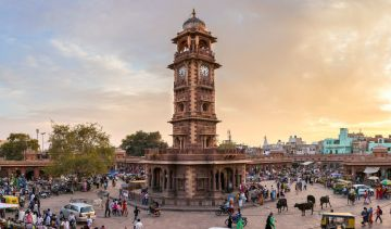 Delight Delhi With Colorful Rajasthan