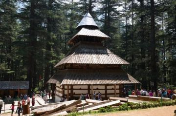 Lovely Himachal Pradesh Tour Package 6 Nights / 7 Days