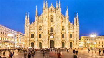 Splendours of Italy