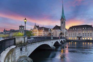 Stupendous Paris & Switzerland
