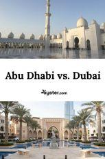 Grand Bargain Dubai with Abu Dhabi