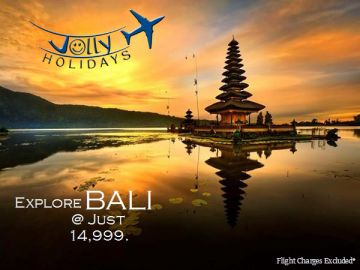Fascinating  BALI - Tour Package @ Rs.34999
