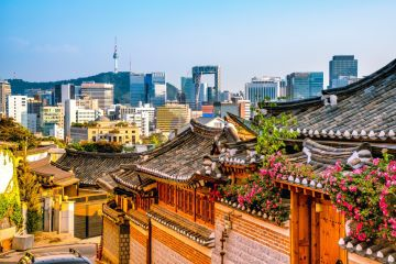 South Korea 3 Night 4 Days Package
