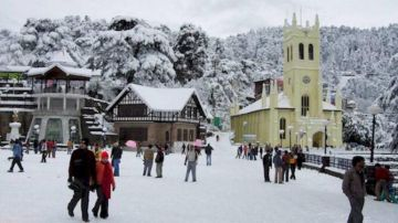 Weekend Trip to Shimla By volvo