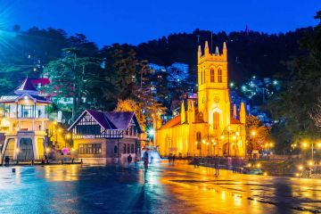 Speical Couple Shimla / Manali Tour Package 4 Nights / 5 DAYS