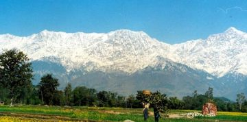 Best of Dalhousie Dharamshala Tour Package