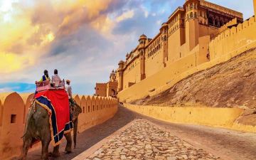 Golden Triangle With Ajmer/Pushkar Tour