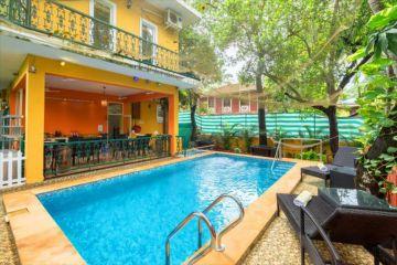 Goa 4 Nights Flights & Hotels @ INR 13,499 from Delhi