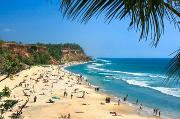 Goa 5 Days Trip With Flights From Delhi @ INR 14,499