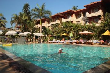 Goa 4 Nights with Flights & Hotels @ INR 16,999 from Delhi
