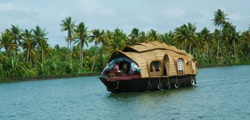 Munnar & Alleppey Tour package