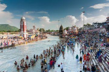 Haridwar Chopta Badrinath Auli Rishikesh & Lansdowne Holiday Package