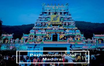 AARUPADAI VEEDU TEMPLE PACKAGE