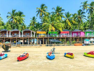 Cheap Goa Short Tour Package