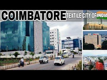 Coimbatore City Travel
