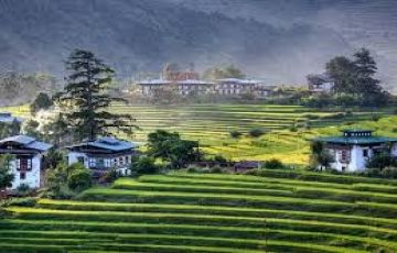 Holiday In Bhutan