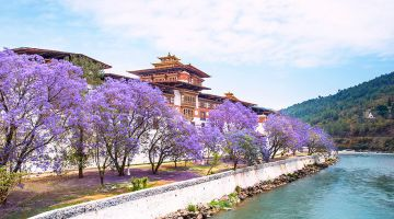 Bhutan tour package 6 nights and 7 days