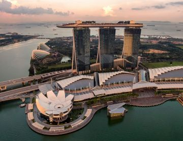 5 Nights With Cruise & Aqueen Lavender in Singapore