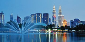 8 Night Tour on Singapore & Malaysia With Cruise