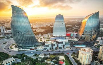 Baku tour package