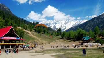 Holidays in Heaven Magical Manali 2 Nights And 3 Days Honeymoon Tour Package | 3 Days 2 Nights Manali